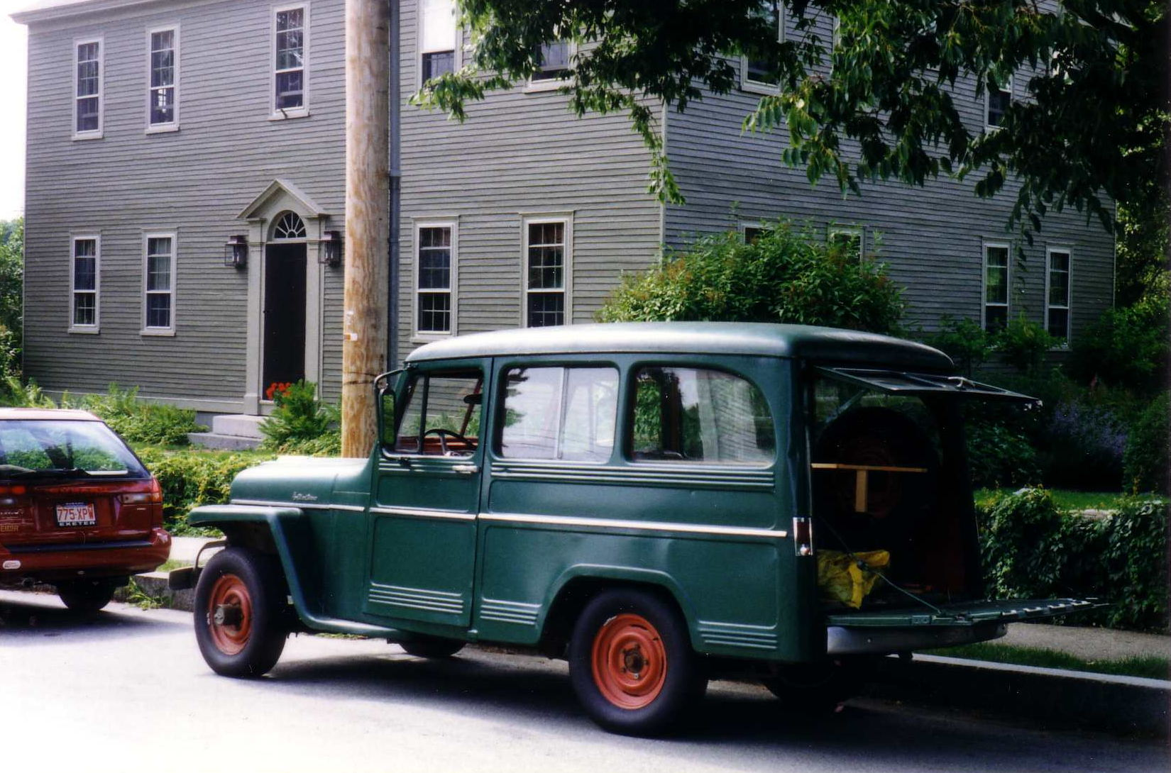 Willys Wagon 1946 #10
