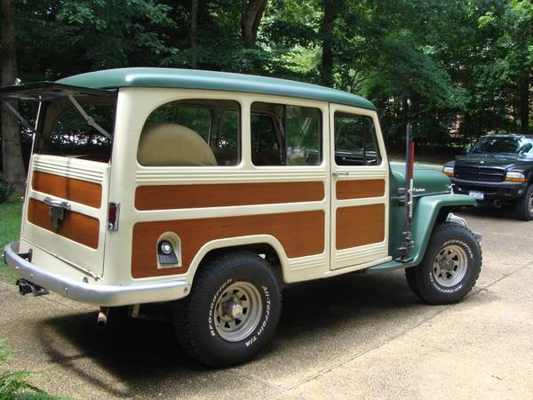 Jeep Willys 1954 >> 1959 Willys Wagon Pictures to Pin on Pinterest - PinsDaddy