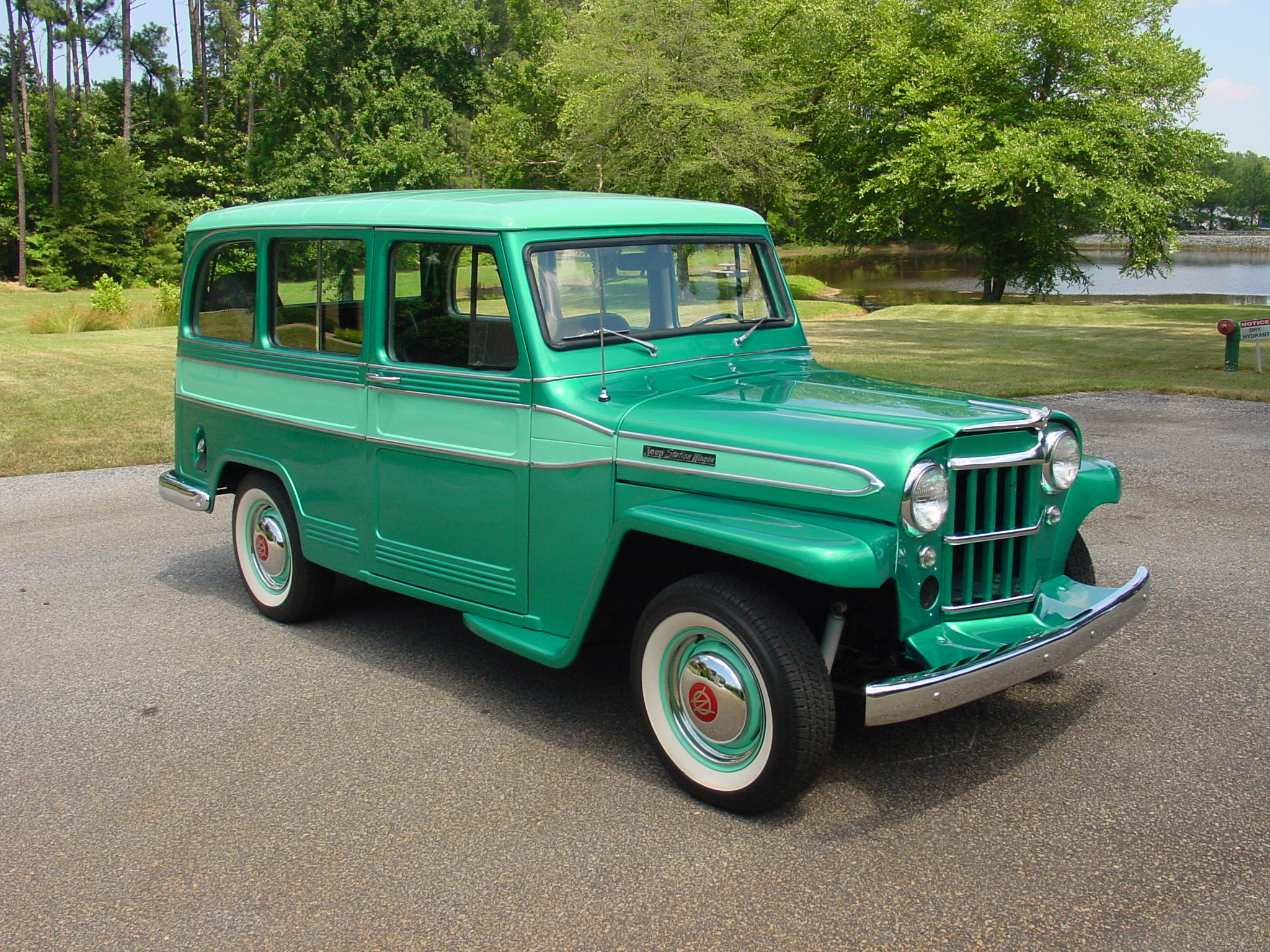 Willys Wagon 1960 #3
