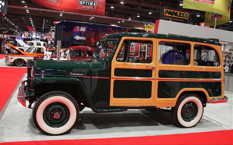 Willys Wagon 1960 #14