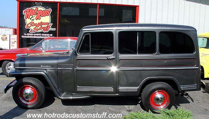Willys Wagon 1960 #5