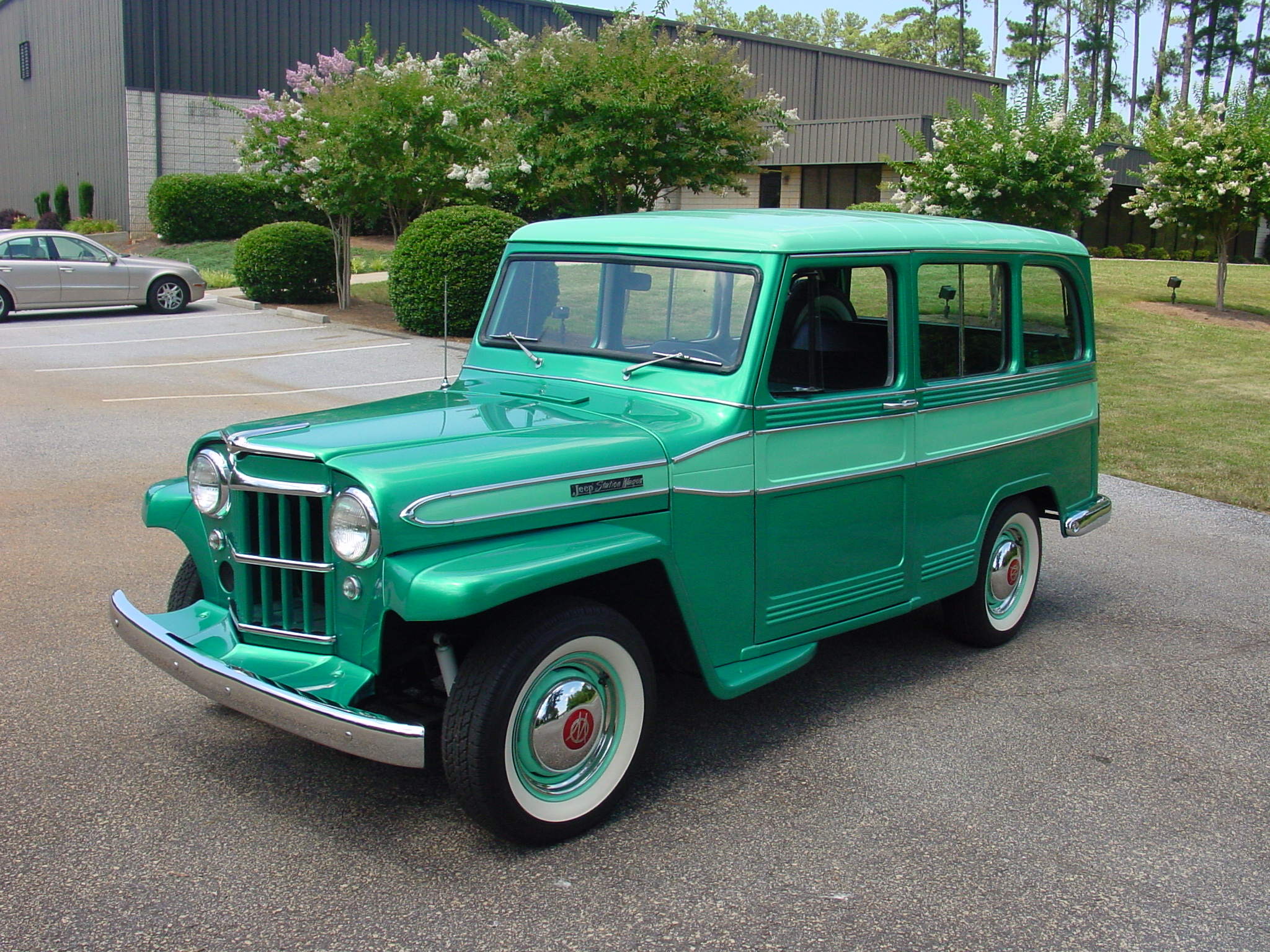 Willys Wagon 1960 #7