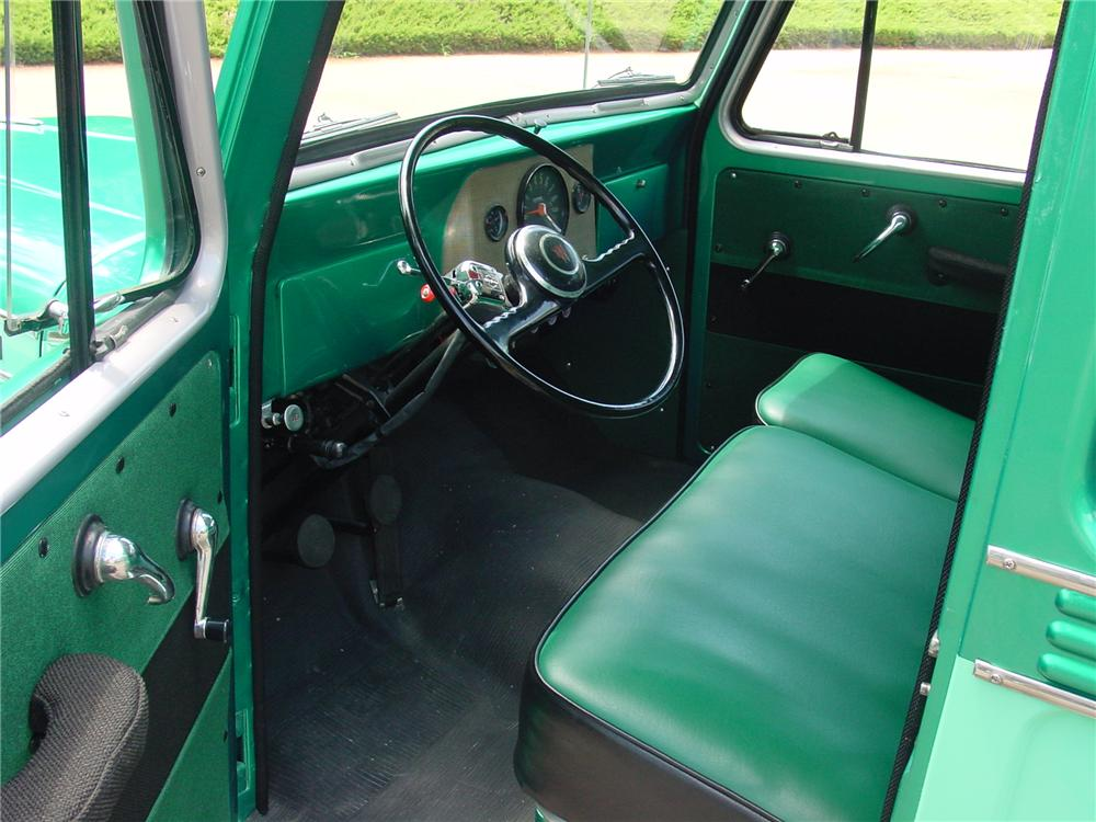 1960 Willys Wagon Information And Photos Momentcar