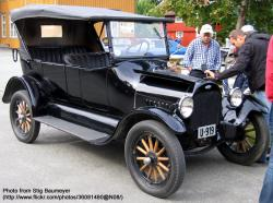 1919 Chevrolet Series FB