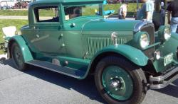 1927 Nash Advanced
