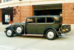 1932 Hupmobile Series V-237