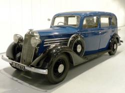1934 Nash Big Six