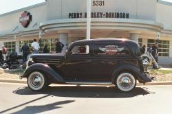 1936 Chevrolet Panel Delivery