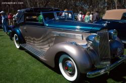 1937 Packard 120CD