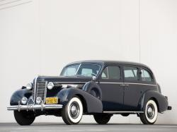 1938 Buick Limited