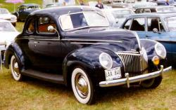 1939 Ford Model 91A