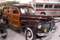 1941 Mercury Series 19A