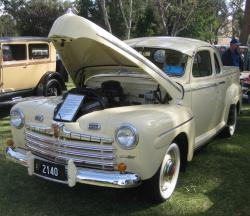 1942 Chevrolet Coupe Pickup