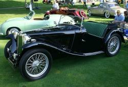 1945 MG TC Roadster