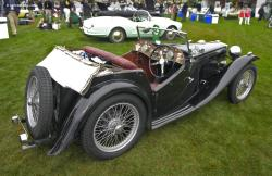 1947 MG TC Roadster