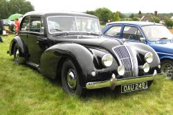 1949 AC Two-Litre