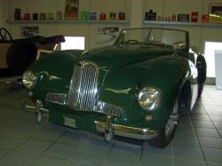 1950 AC Two-Litre