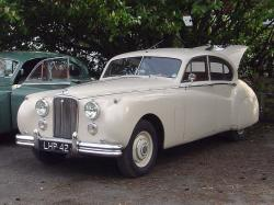 1951 Jaguar Mark VII