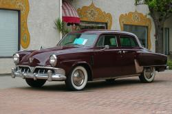 1952 Studebaker Land Cruiser