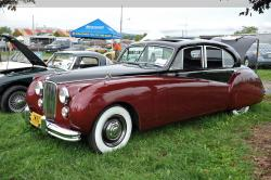 1952 Jaguar Mark VII
