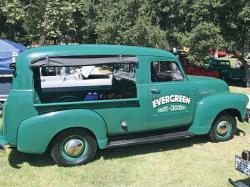 1953 Chevrolet Canopy Express