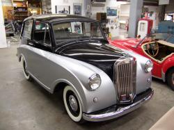 1953 Triumph Mayflower