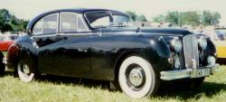 1955 Jaguar Mark VII