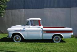 1958 Chevrolet Cameo Carrier