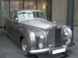 1959 Rolls-Royce Silver Cloud II