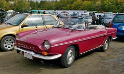1962 Renault Caravalle
