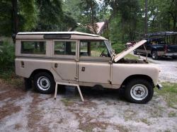 1966 Land Rover Series II