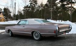 1968 Mercury Montclair