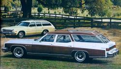 1974 Buick Estate Wagon