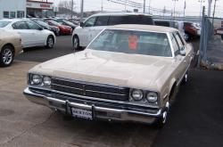 1974 Plymouth Gran Fury