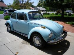 1974 Super Beetle #9