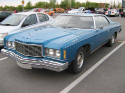 1975 Chevrolet Bel Air