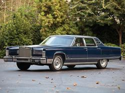1977 lincoln continental information and photos momentcar. Black Bedroom Furniture Sets. Home Design Ideas