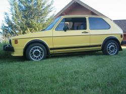 1979 Volkswagen Rabbit