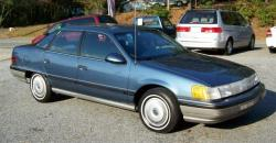 1986 Mercury Sable