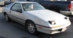 1987 Dodge Daytona