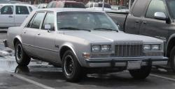 1987 Plymouth Gran Fury