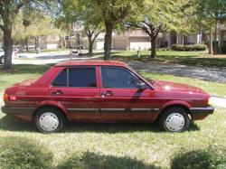 1988 Volkswagen Fox