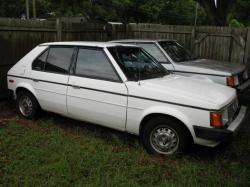 1988 Plymouth Horizon