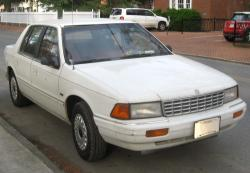 1991 Plymouth Acclaim