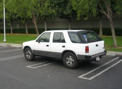 1991 Isuzu Rodeo