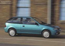 1996 Suzuki Swift