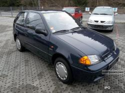 1999 Suzuki Swift