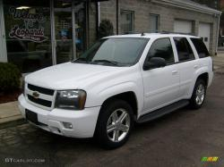 2008 TrailBlazer #16