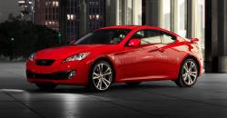 2010 Genesis Coupe #13