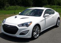 2013 Genesis Coupe #13